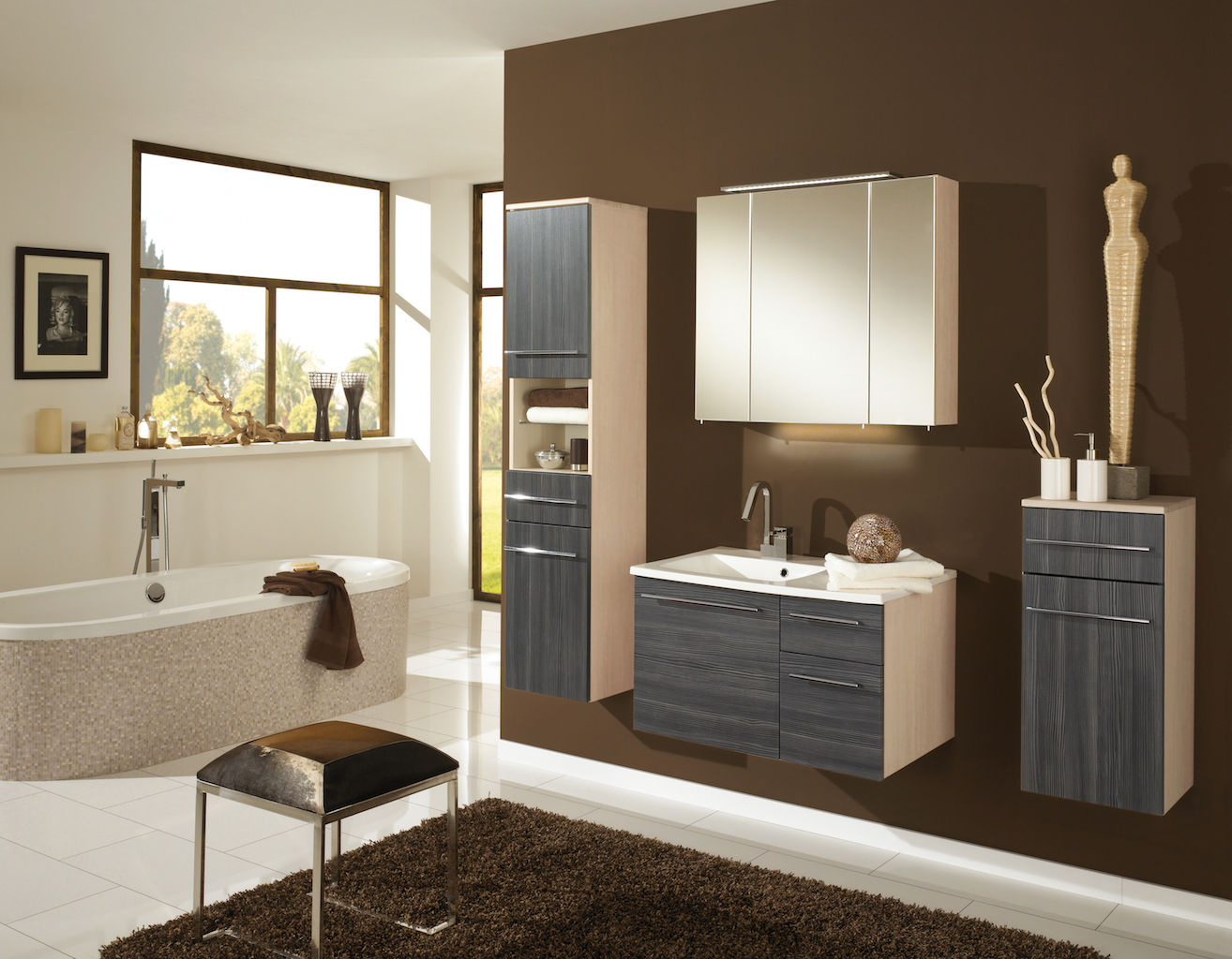 badblock lavie modell nova living with style. Black Bedroom Furniture Sets. Home Design Ideas